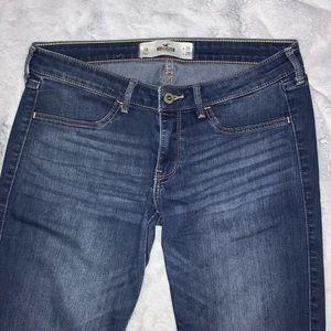 Hollister Jeans - hollister skinny jeans - medium wash